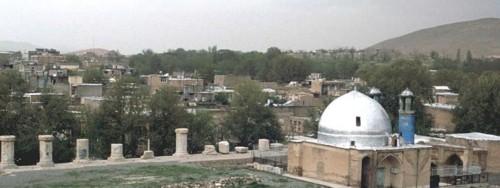کنگاور شهر تمدن و تدین - امامزاده ابراهیم(س) - معبد آناهیتا