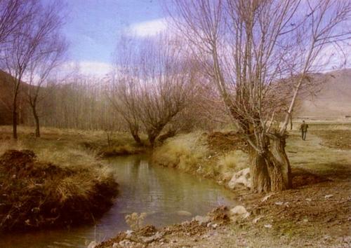کنگاور شهر تمدن و تدین - سراب خرم آباد ( فش ) - طبیعت زیبای کنگاور