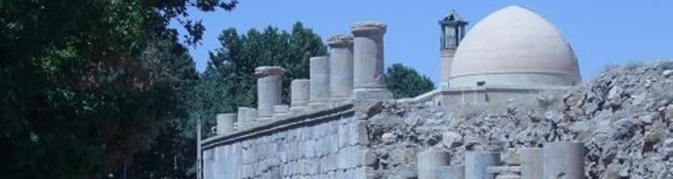 کنگاور شهر تمدن و تدین - معبد آناهیتا - امامزاده ابراهیم(ع) - Kangavar Anahita temple