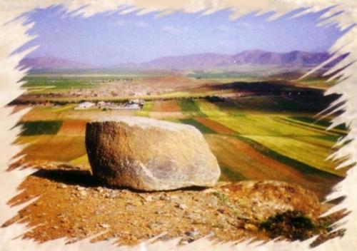 کنگاور شهر تمدن و تدین - معدن تاریخی چلمران شلمران