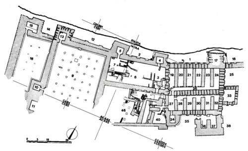 کنگاور شهر تمدن و تدین - گودین تپه - شیوه معماری مادها ( شیوه پارسی ) - Kangavar Godin Tepe