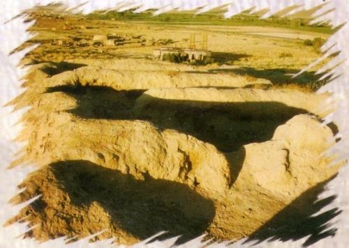 کنگاور شهر تمدن و تدین - گودین تپه - Kangavar Godin Tepe